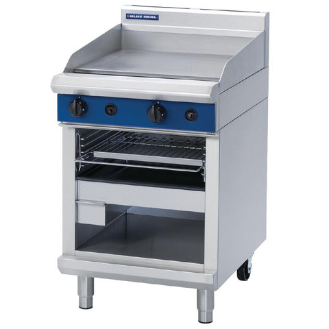 Blue Seal by Moffat Freestanding Propane Gas Griddle Toaster G55T
