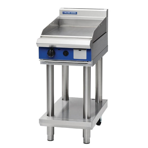 Blue Seal by Moffat Freestanding Natural Propane Gas Griddle GP513-LS