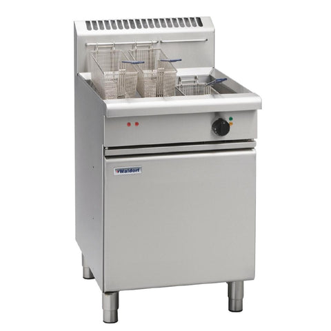 Waldorf by Moffat Freestanding Natural Gas Single Pan 30Ltr Deep Fryer FN8130G-HPO