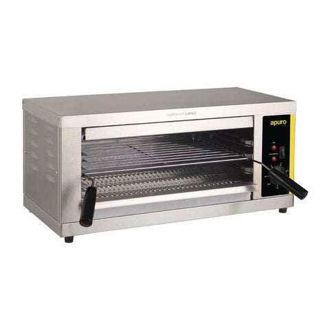 Apuro Electric Quartz Salamander Grill