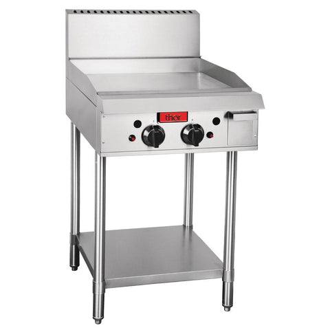 Thor Freestanding Propane Gas 2 Burner Griddle