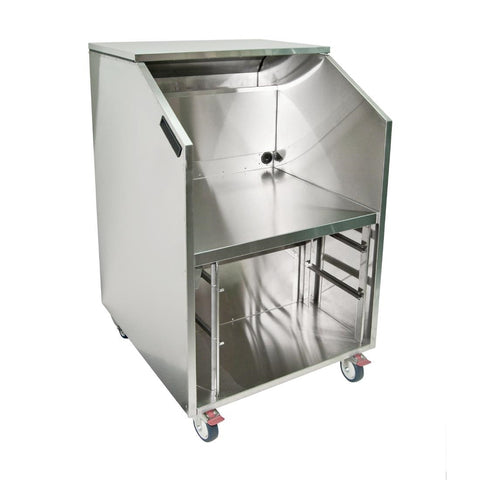 Woodson 700mm Mobile Ventilation Station