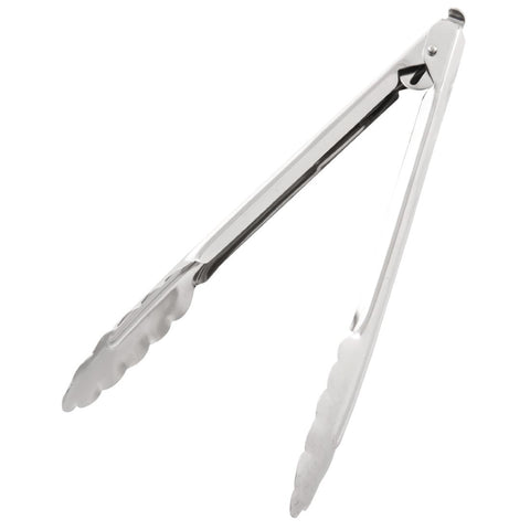 Vogue Catering Tongs 255mm