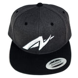 top view of classic AutoNirvana snapback