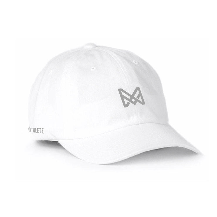 Training Dad Cap - White