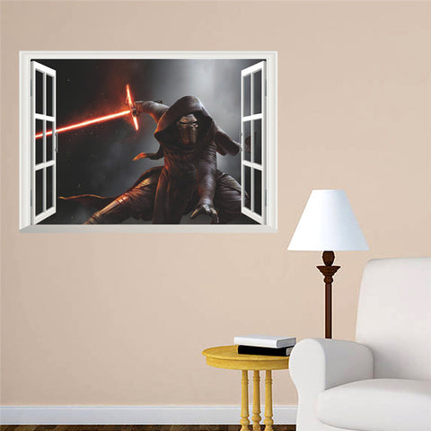 Star War Home Decor Wallpaper Thepartyingpig