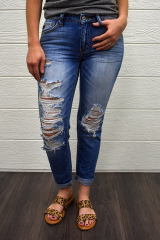 Untamed Jeans