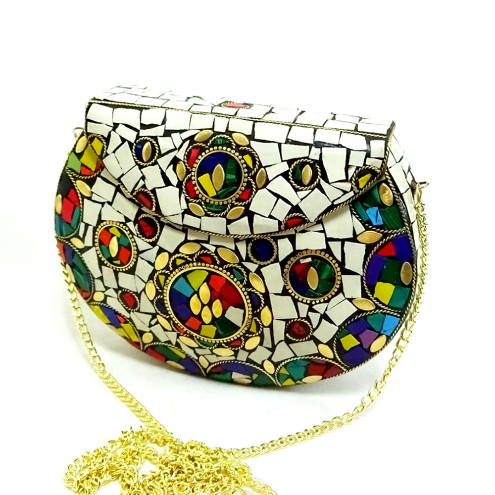 THE LIYAH CLUTCH BAG