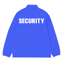 *LIMITED EDITION* BLUE CAM GIRL SECURITY JACKET