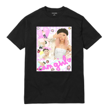BLACK CAM GIRL SHIRT