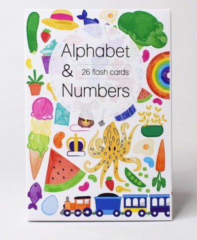 Flash Cards ABC 123