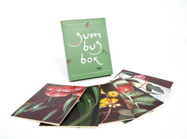 Boxed Mini Cards Gum Bug