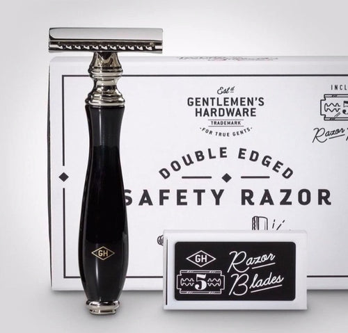 Razor Double Edged 3 Blades
