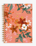 Spiral Notebook Medium Bohemia