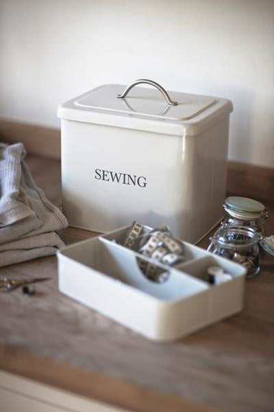 Sewing Box Chalk