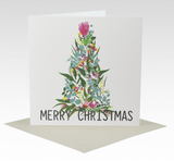 Card Merry Christmas Australiana