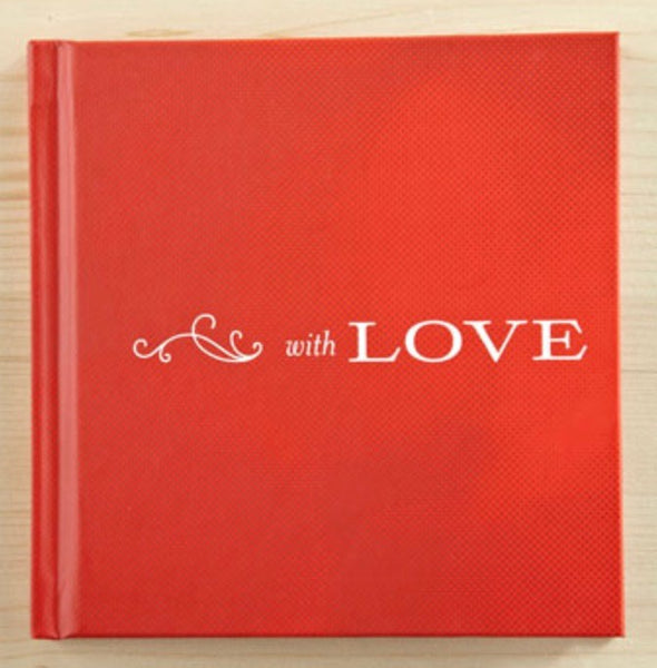 With Love Book