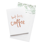 Card But First Coffee