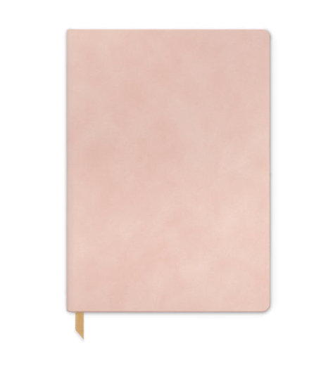 Notebook Vegan Suede Large