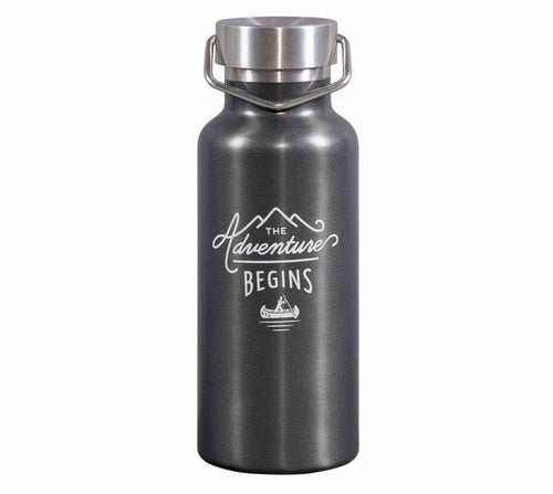 Water Bottle 500ml Gunmetal