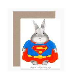 Card Have A Super Birthday