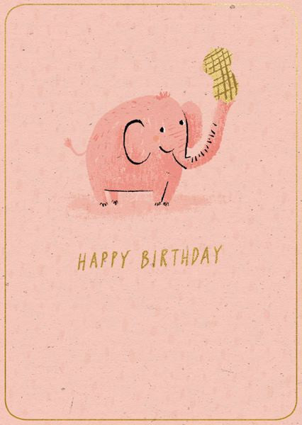 Card Tiny Elephant