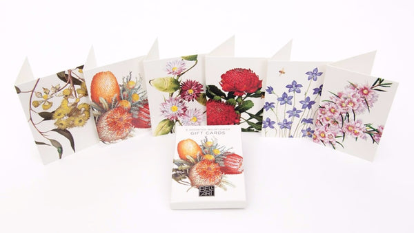 Boxed Mini Cards Florist