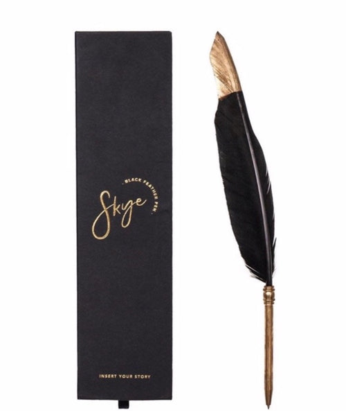 Skye Feather Pen