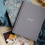 Mrs Mighetto Baby Journal Boxed
