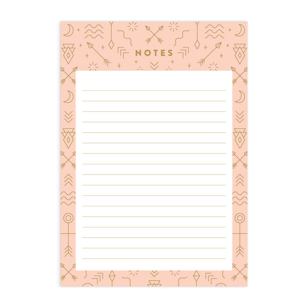Notepad A5 Totem