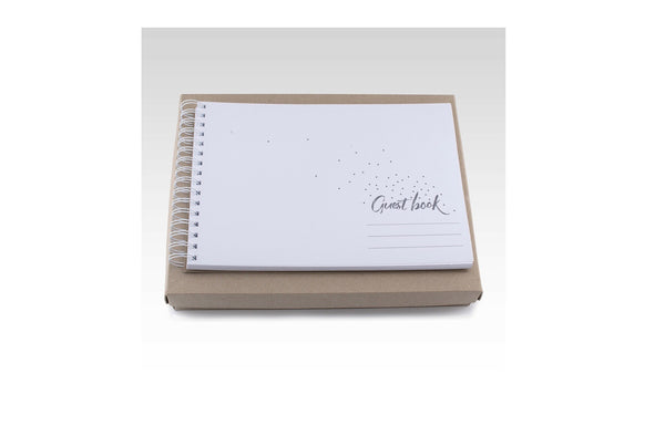 Guest Book Boxed