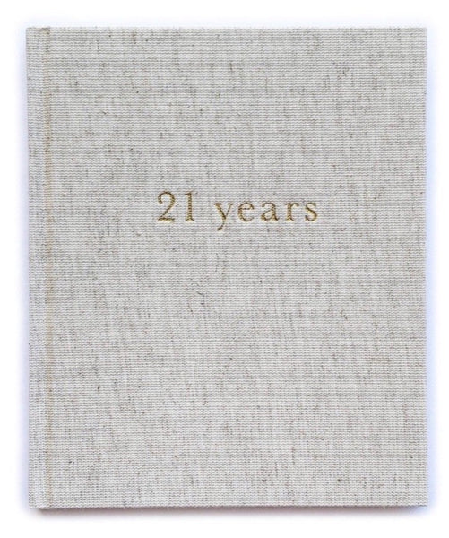 21 Years Of You Journal