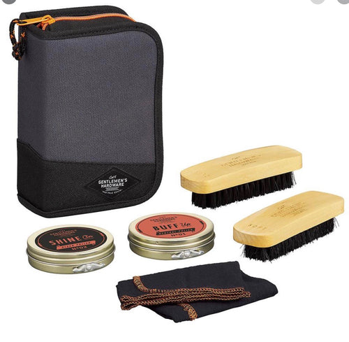 Buff Up Shoe Shine Kit