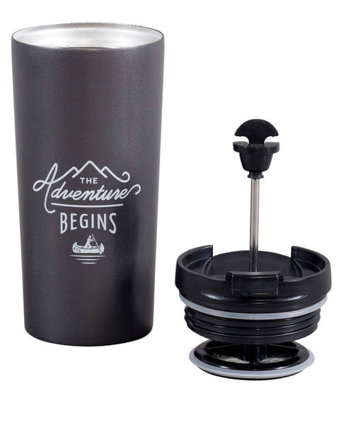 Travel Coffee Press Cup