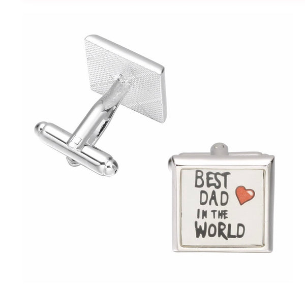 Cufflinks Dad  Assorted