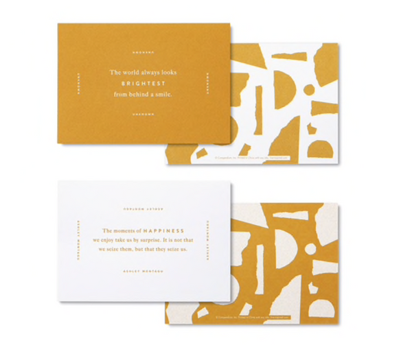 Inspirational Quote Cards Boxed