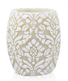 Pineapple Damask 4