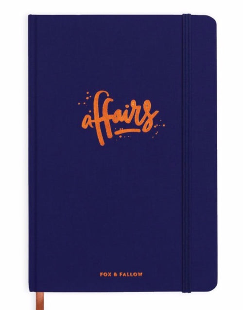 Affairs Notebook