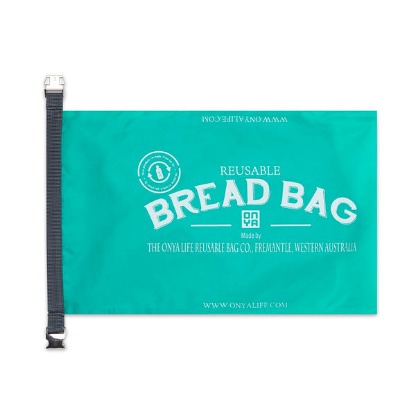 Onya Reusable Bread Bag Aqua