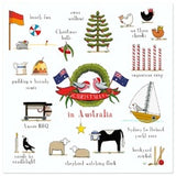Card Sq Christmas In Australia