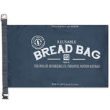 Onya Reusable Bread Bag Charcoal