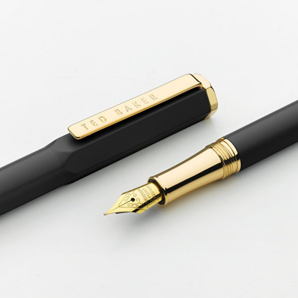 Fountain Pen  Black Onyx