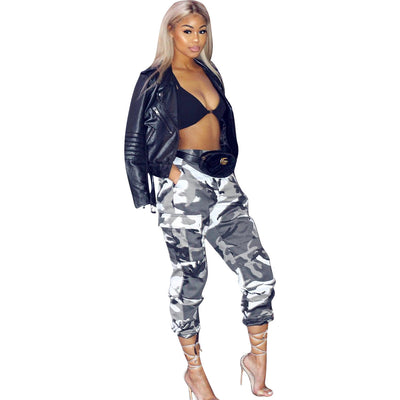 Chrissy Cropped Pants