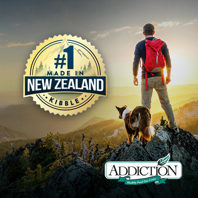 100% Natural Dog Kibble made in Aotearoa