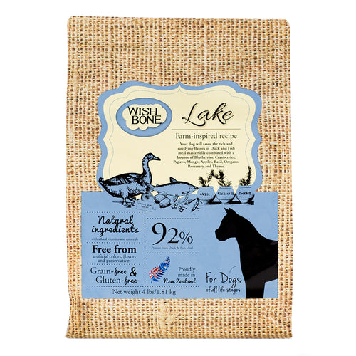Wishbone Lake Kibble for Dog