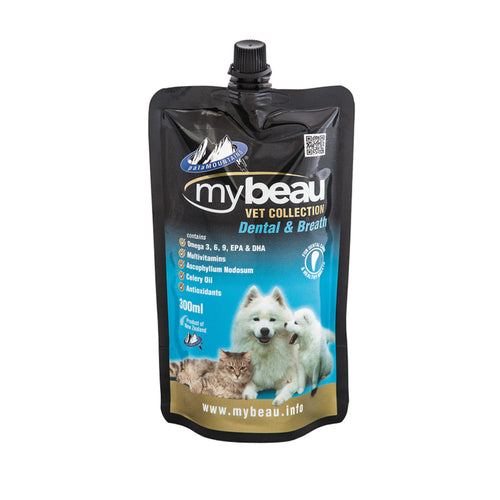 MYBEAU Dental & Breath Supplement – 300ml