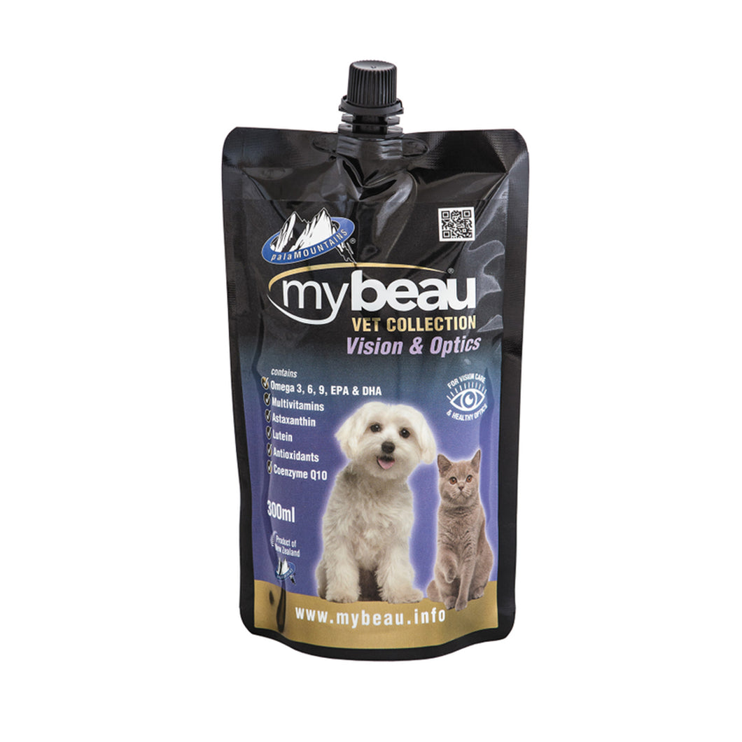 MYBEAU Vision & Optics Supplement – 300ml