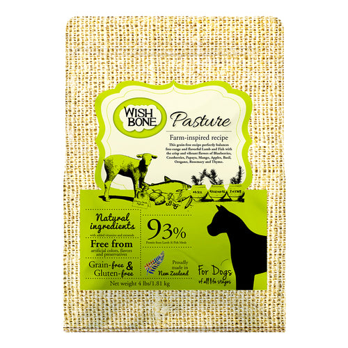 Wishbone Pasture Kibble Dog
