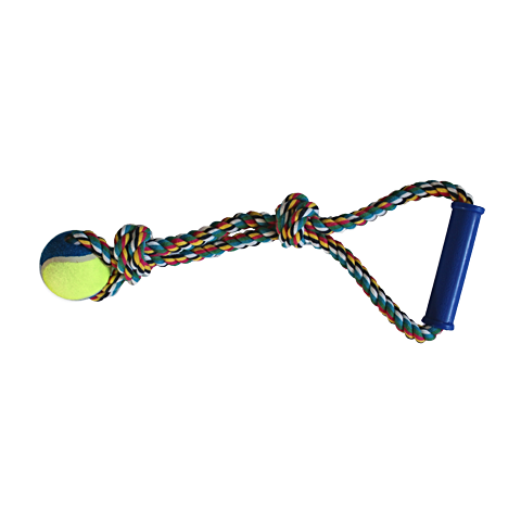 Rope & Ball Multicoloured