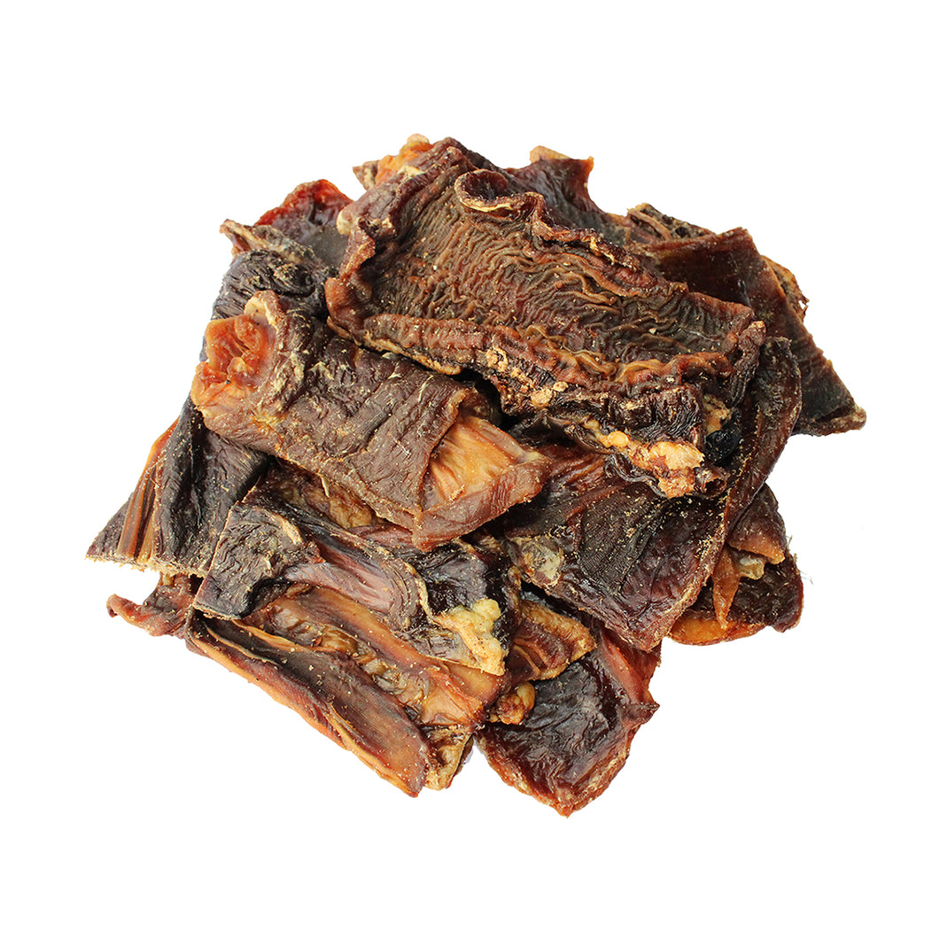 Beef Soft Jerky Pieces The Paw Store